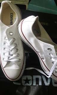 Converse putih ori
