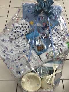 Baby Gift Set Hamper (Boy or Girl)
