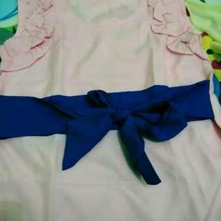 Top ribbon