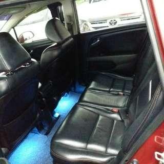 Honda Stream, Hyundai Avante, Chevrolet Optra, $45/day