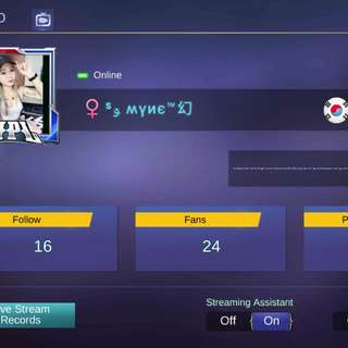 Mobile Legend Android Account
