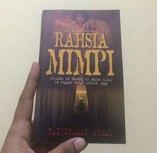 Novel Rahsia Mimpi