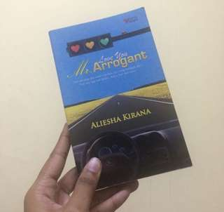 Novel Love You Mr. Arrogant