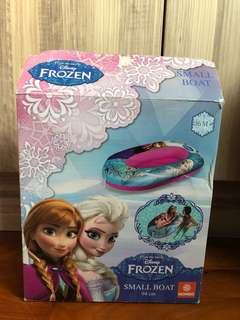 Mondo Disney Frozen Small Boat