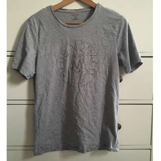 Club Monaco Grey Logo Tshirt (men's)