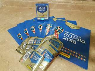 Album Fifa World Cup Russia 2018
