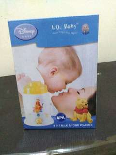 IQ Baby 4 in 1 Food and Milk Warmer