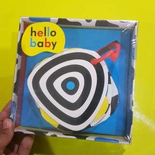 Mainan Bayi Gantungan Stroller HELLO BABY - Flash Card