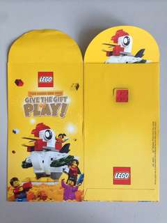 FREE Lego Red Packet