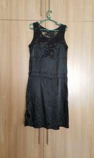 Tomato Lacey Dress