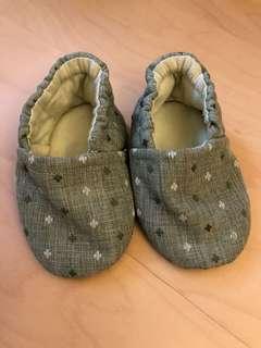 Baby shoes / 日系手造小布鞋 /