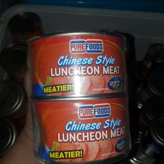Purefoods Chinese Luncheon Meat 230g