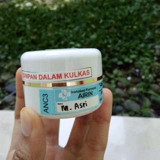 AIRIN ANC3 (AURA NIGHT CREAM TYPE 3 KONDISI 98%)