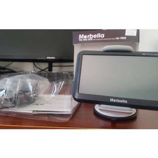 Marbella N53 GPS Navigator - Good Condition