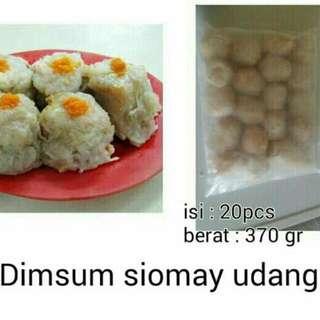 Dimsum Siomay Udang Frozen Bento