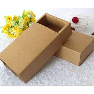 Kraft Box Drawer