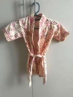 Bathrobe for your little one ( 1 to 3 ye old)