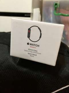 Apple Watch 3 42mm Space Grey with Cellular + GPS