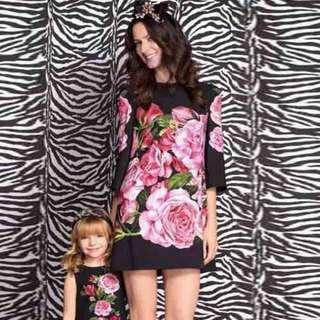 Mother & Daughter Dress