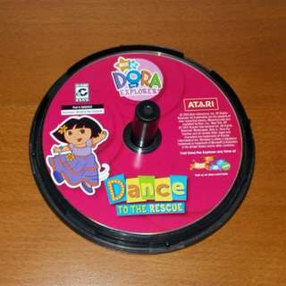 Nick Jr Dora The Explorer Dance To The Rescue PC CD