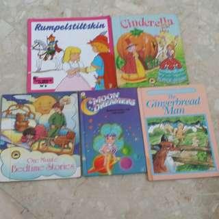 Children's stories book