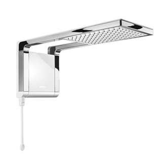 Acqua Storm Shower Head Ultra White Chrome