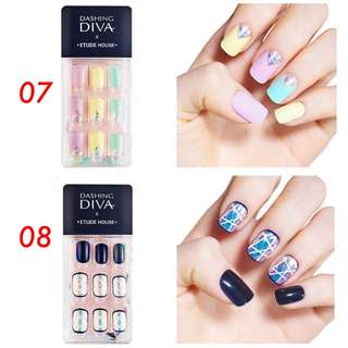 Dashing Diva x Etide House Magic Press On Nails Set