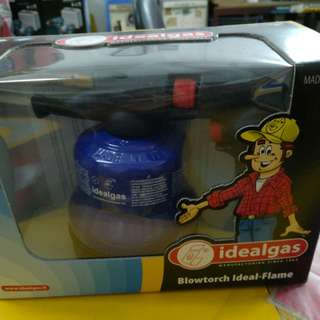 Idealgas Blowtorch