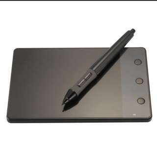 Huion H420 USB Writing Art Drawing Graphics Board Tablet 4x2.3inch + digital pen