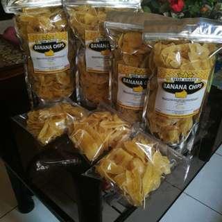 Tatak Amadeo Banana Chips 240g