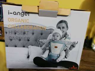 I angel organic cotton Baby Carrier