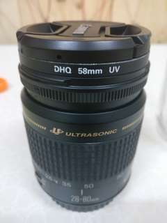 Canon EF28-80mm f/3.5-5.6 III USM