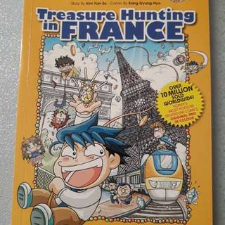 Treasure hunting in France