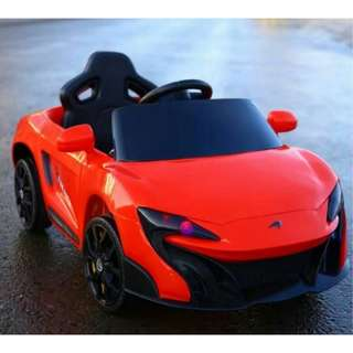 Kids Battery Operated Car McLaren Design 6615