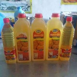 Magnolia Nutri Oil Palm Vegetable Oil