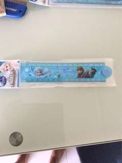 Frozen ruler