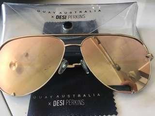 Quay Australia Desi Perkins sunnies
