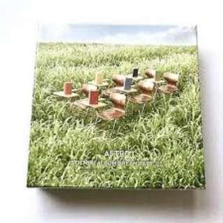 ON HAND UNSEALED ALBUM Astro Dream Part.02 Wind Version
