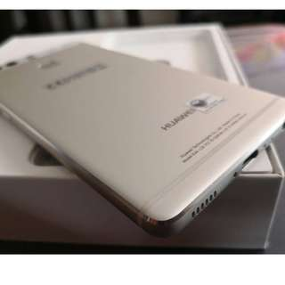 Huawei P9 mystic Silver Complete