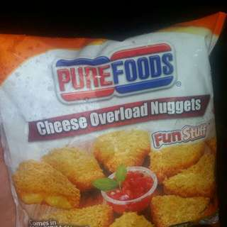 Purefoods Nuggets 250g