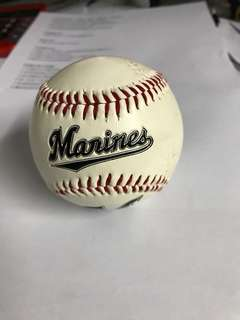 Marnines baseball棒球