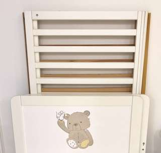 Preloved Mothercare Cot Bed