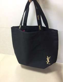 YSL Canvas Tote Bag Authentic