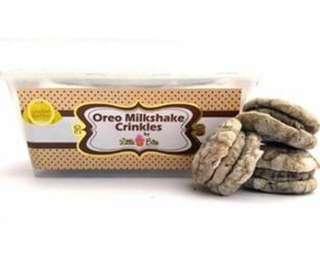 Little Bites Oreo Milkshake Crinkles