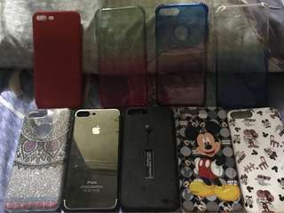 Iphone 7plus case bundle