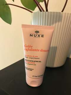 Nuxe Gentle Exfoliating Gel (Scrub)