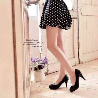 Heels shoes size : 36-40