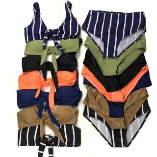 Ladies Swim Wear 2pc Bikini Swim Suit Bathing