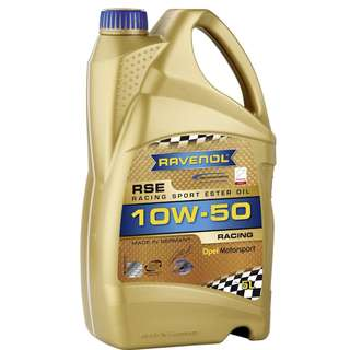10W50 Ravenol Engine Oil