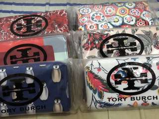 Authentic overrun Tory Burch long wallet fast deal for $40